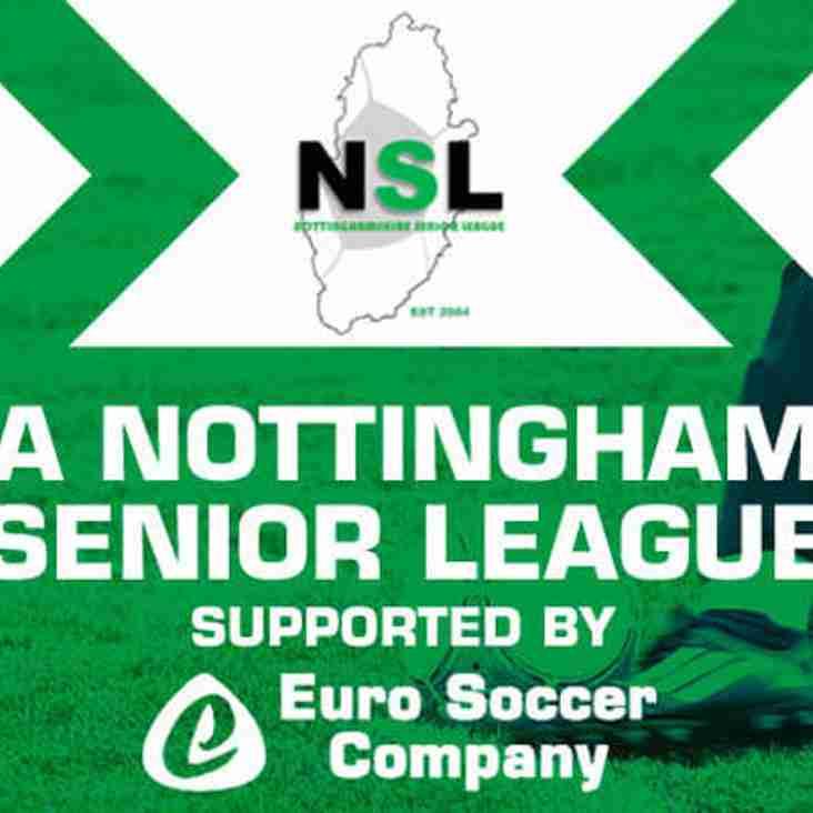 Samba Notts Senior League Preview
