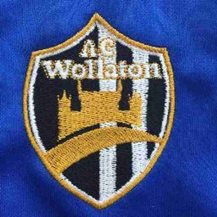AC Wollaton Charity Game
