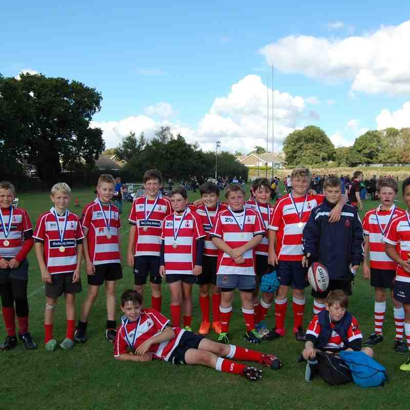 Cro U12s Hastings Festival 2 Oct 2016