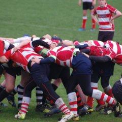 Cro U13's v Pulborough - Away 15th April 2018