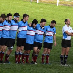 Wolves (19 ) v N/Wich (11) Esprit de Corps !!...11/11/17  A Memorial day win at the Memorial ground !