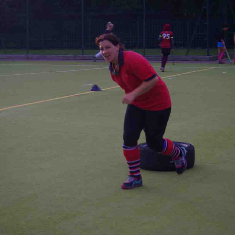 Back to Hockey and Pre-Season training July/August 2017