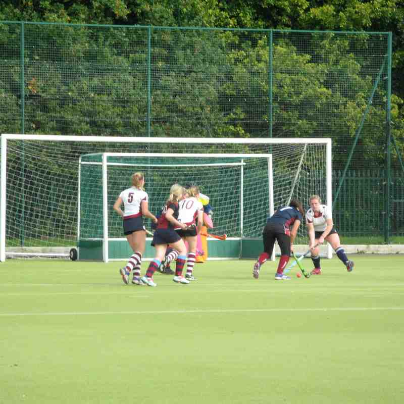 Ladies 3s vs Guildford 14th October 2017