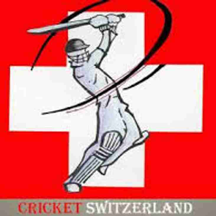 CCC Juniors play Swiss U11 and U13 Matches - this weekend