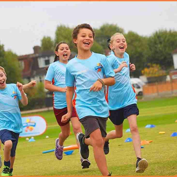 All Stars Cricket at Camberley - Wednesdays and Fridays - Starting 11th May - BOOK NOW