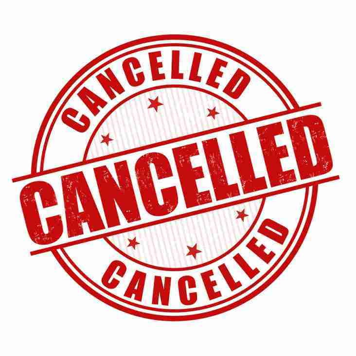 Camberley Cricket Club - Junior and All Stars Training Friday 17th August - CANCELLED