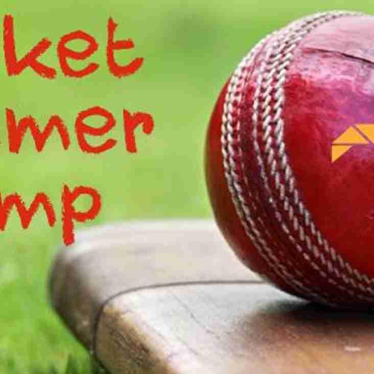 Camberley Cricket Club - Cricket Summer Camps