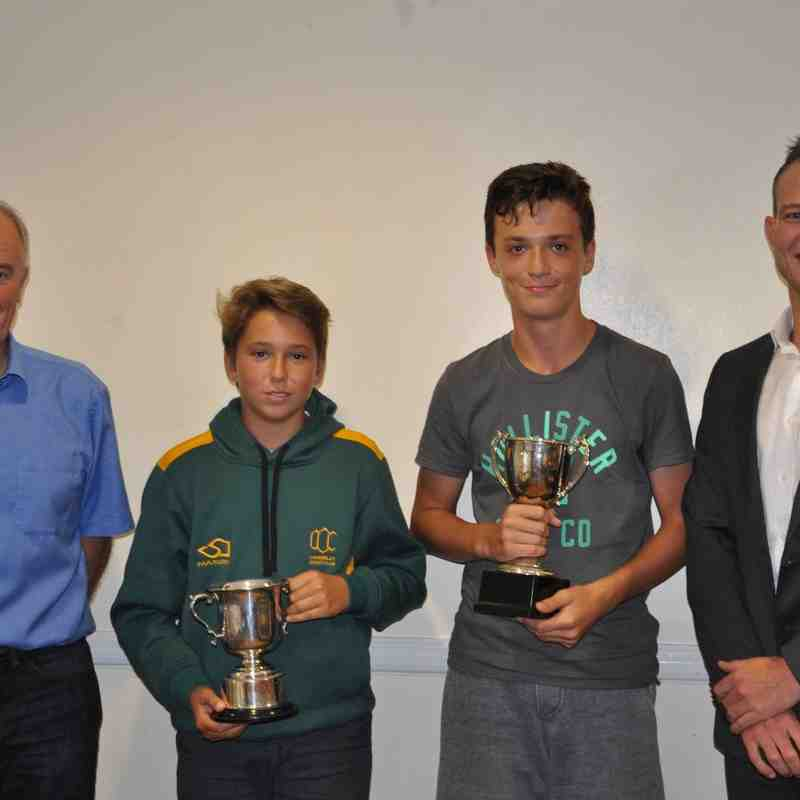 Junior Presentation Night 2016