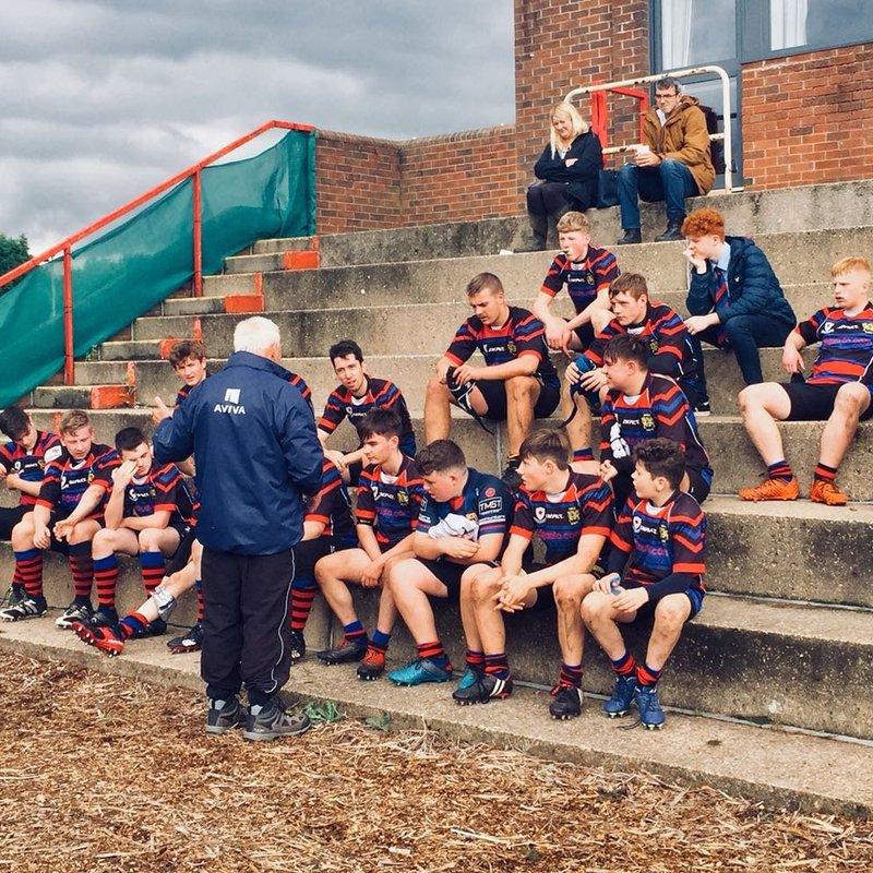 U16 Spartans beat Anselmians