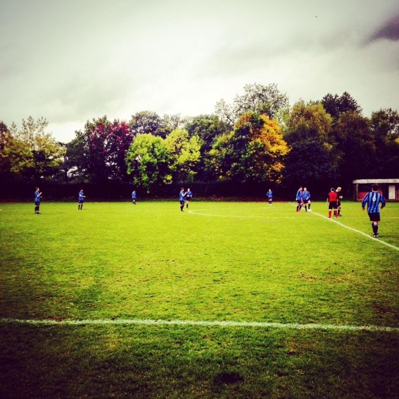 Actonians Association 0 - 5 West Wickham
