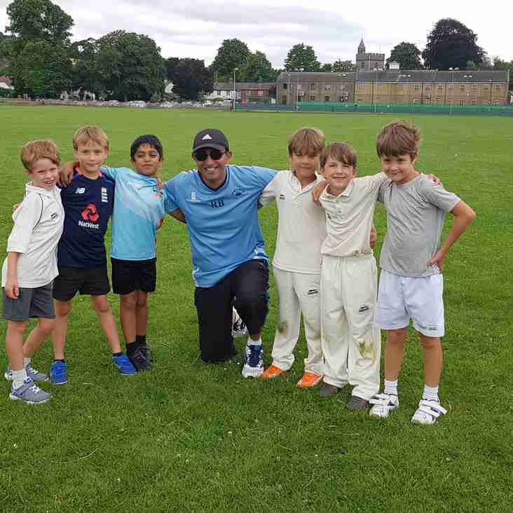 C&L U7s reach semi-finals of U8 tournament