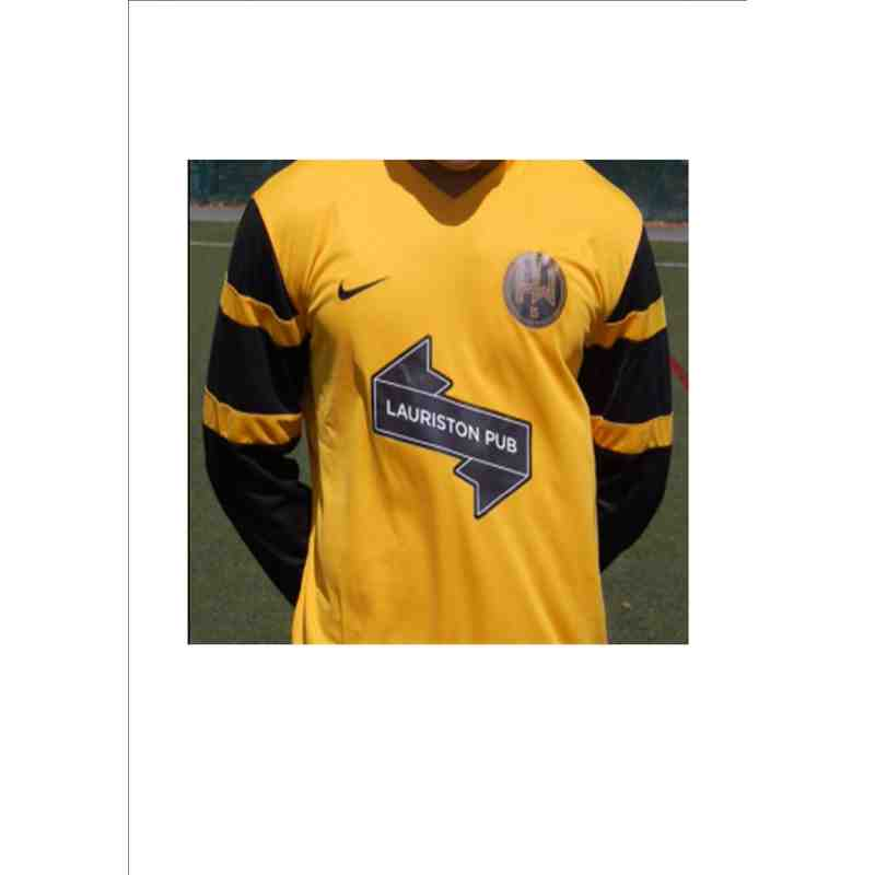 Hackney Wick Football Club (Home kit)