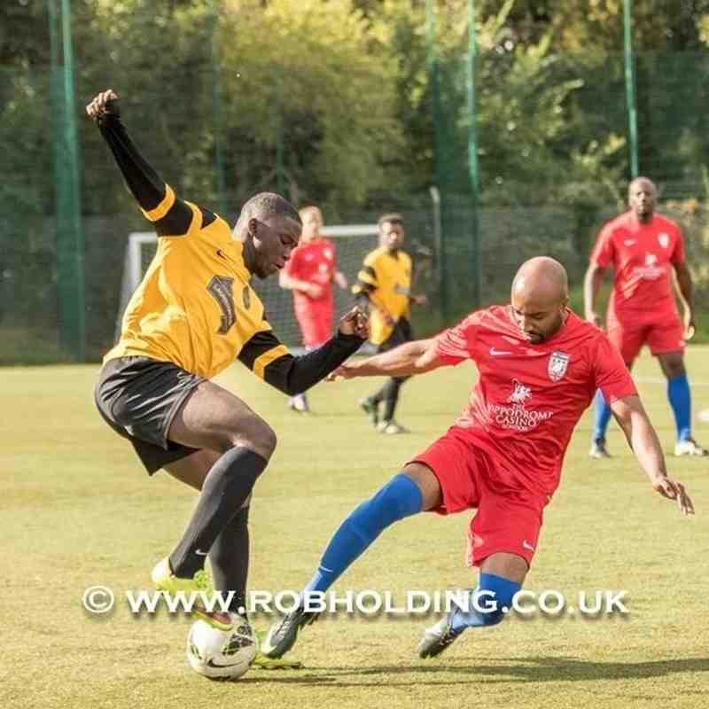 UK 3 Lions Vs Hackney Wick FC