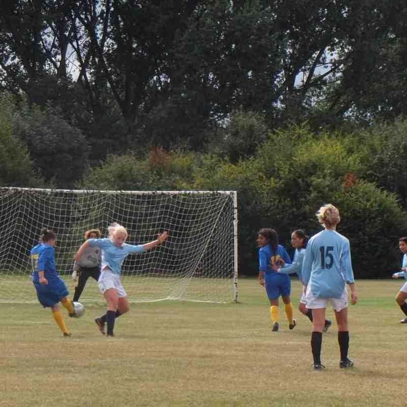 Hackney Wick FC Women's team v East London Women  S