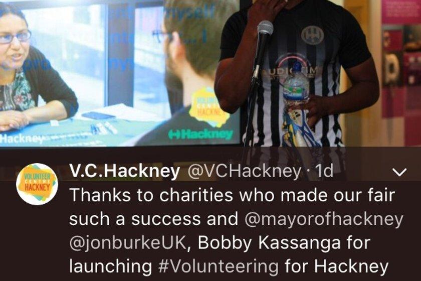 Hackney Volunteering