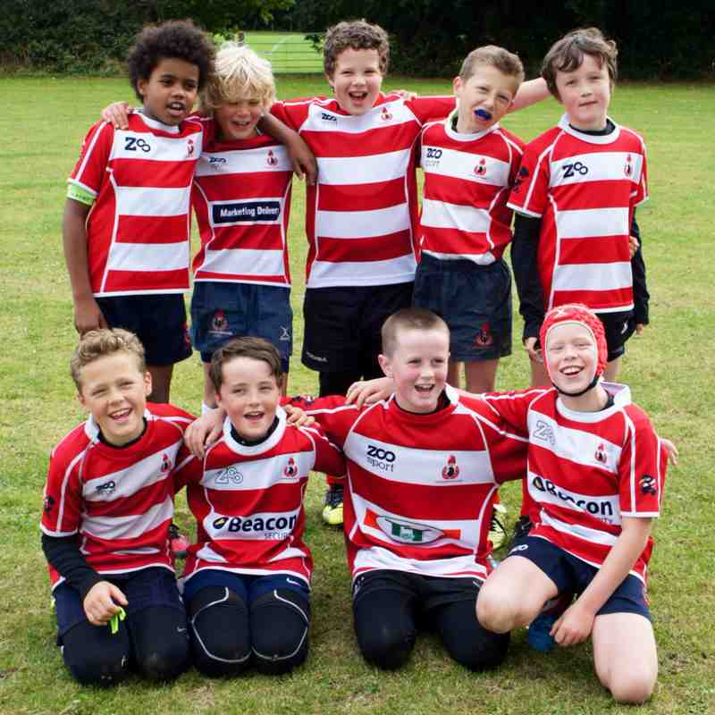 U10s @ Hayward's Heath 9th October 2016