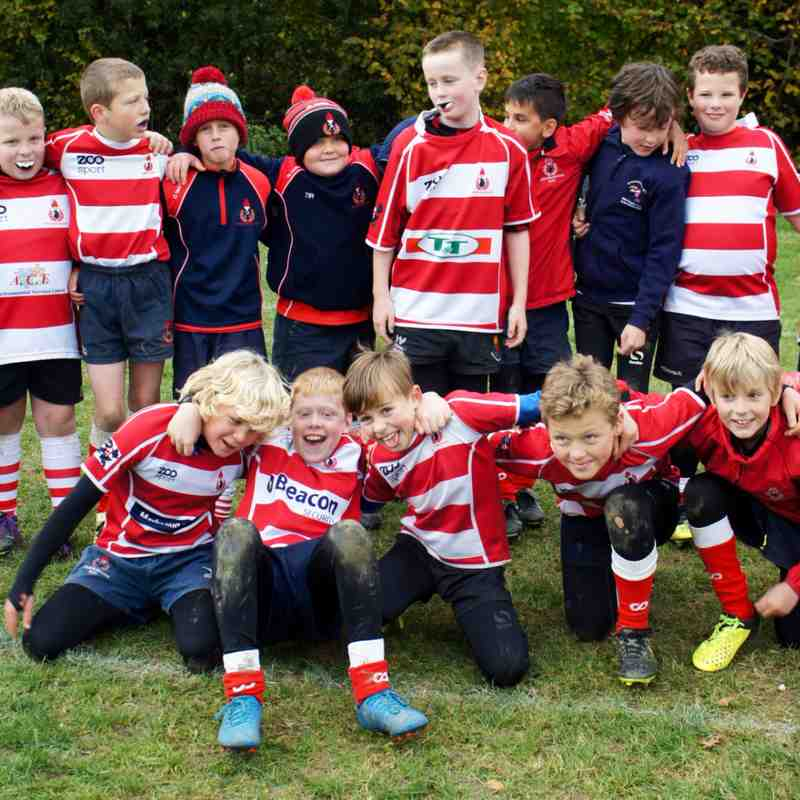 U10s @ Crowborough Festival 06/11/16
