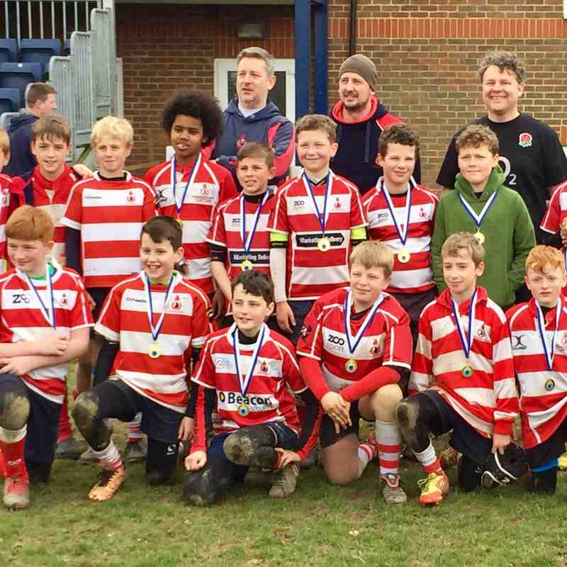 U11 Sussex Finals - 25/03/18 @ East Grinstead