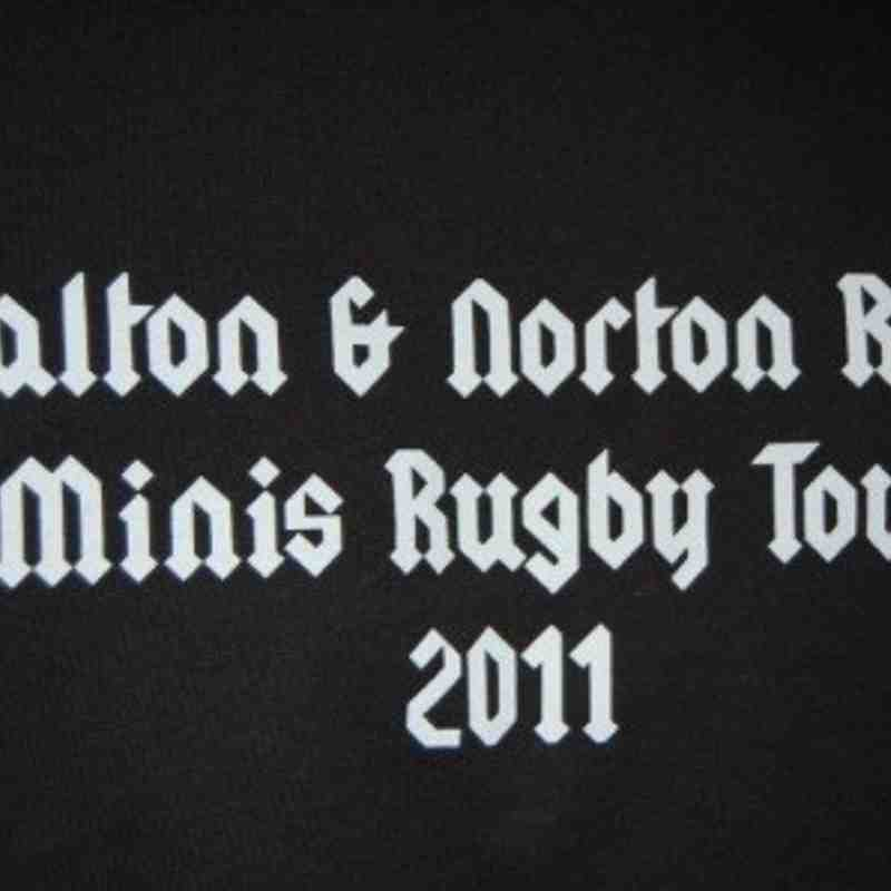 2011 Rugby Tour