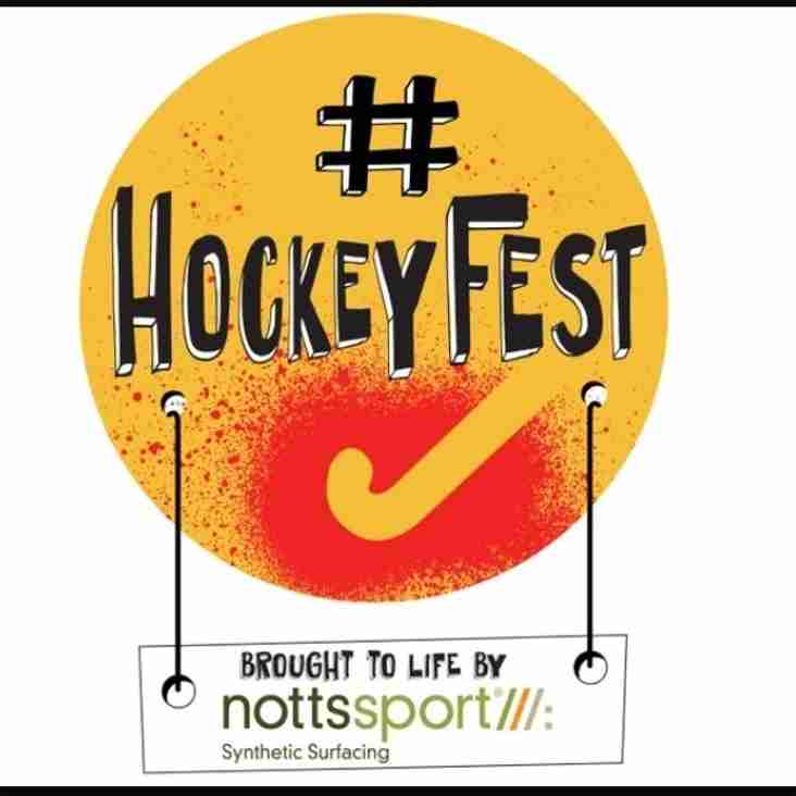 Hockey Fest a Success