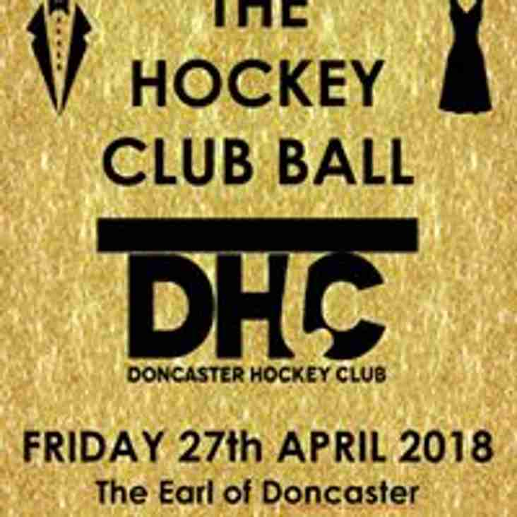 DHC - BALL FRIDAY 27 APRIL 2018