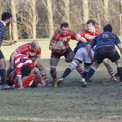 1st XV v Old Alleynians Feb 2017