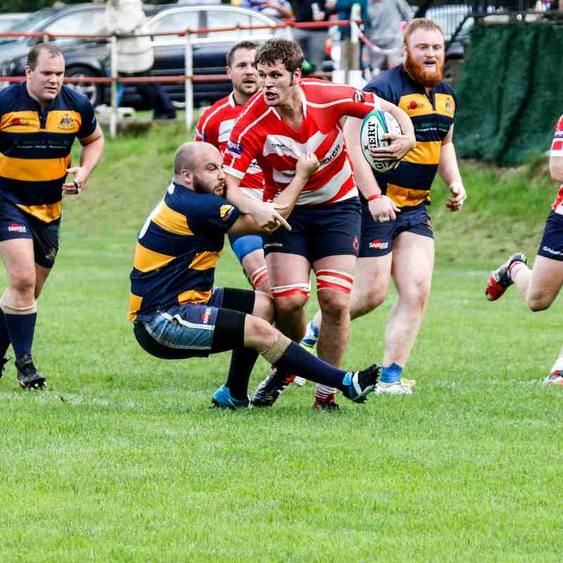 CROW 1st XV v Old Williamsonians 9th Sept 2017