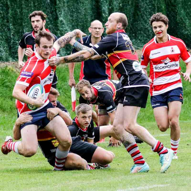 CROW 1st XV v Sheppy 23rd September 2017