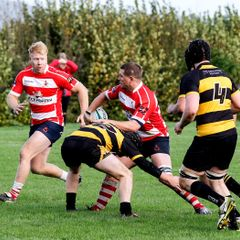 CRFC 1st XV  v Bromley 21 October 2017