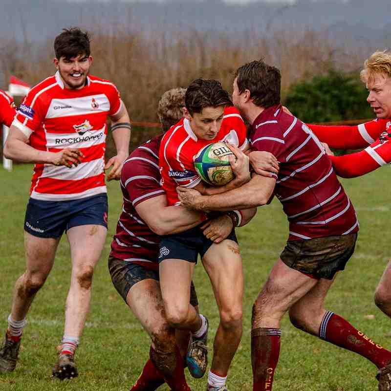 CRFC 1st XV  v Crawley 16th December  2017
