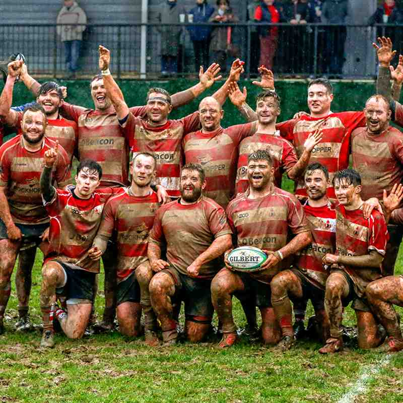 CRFC 1st XV  v Hastings & Bexhill 27th January 2018