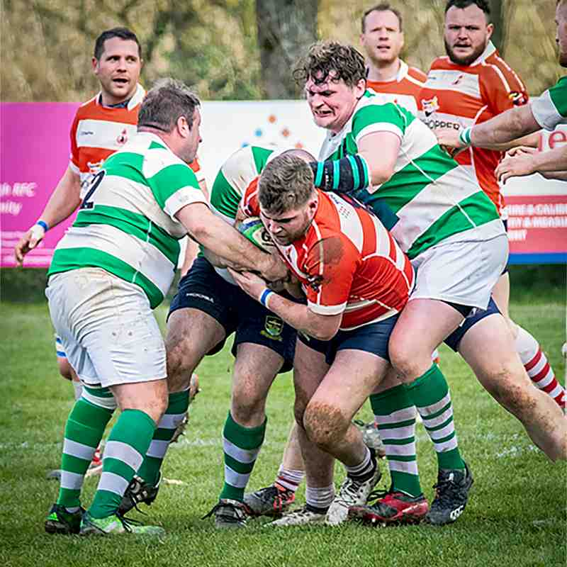 CRFC 1st XV  v Folkstone RFC  6th April 2018