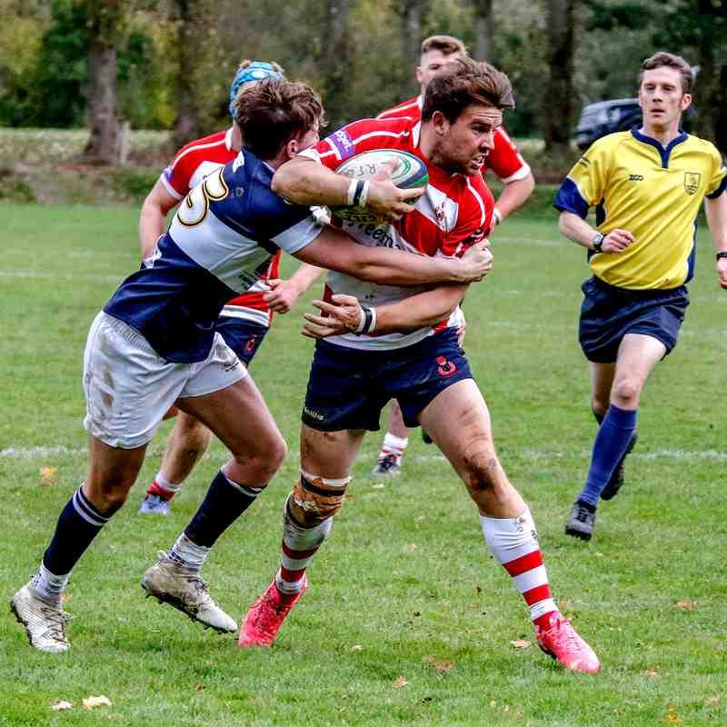 CROW 1st XV v Old Williamsonians 27th October 2018