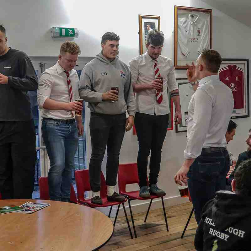 Social Pictures CRFC v PULBOROUGH After the Match 5TH JANUARY 2019