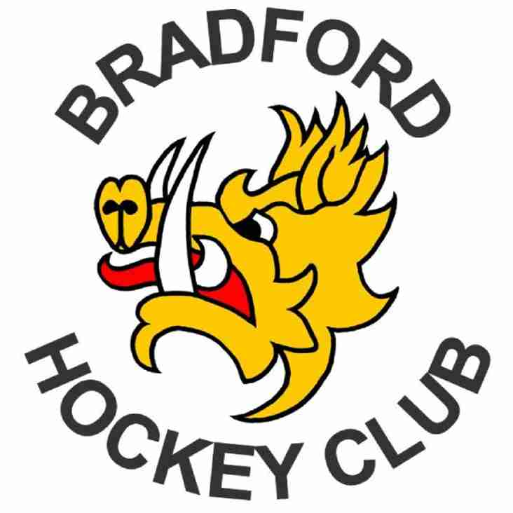 Bradford Hockey Club AGM - Monday 3rd July 2017