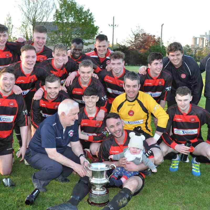 Junior A League Winners