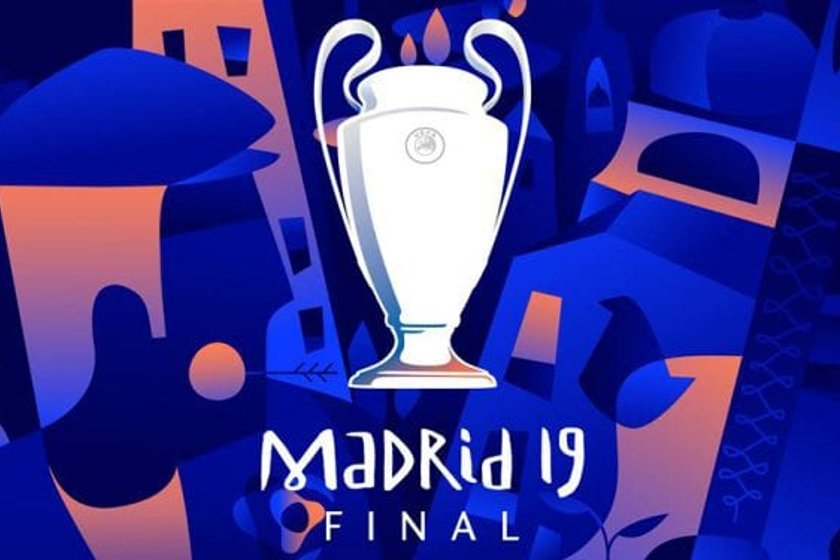 Champions League Final Night - Beer and Food