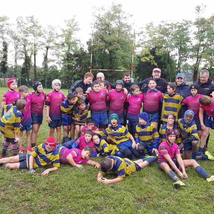 Casale 2017 - Day two - Game Day