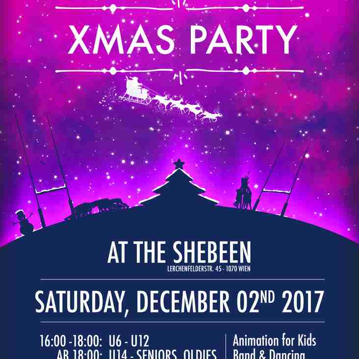 Stade Annual X-Mas Party 2017