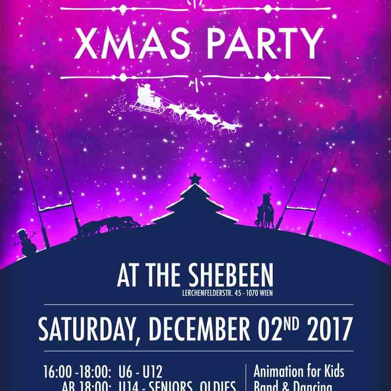 X-Mas Party 2017