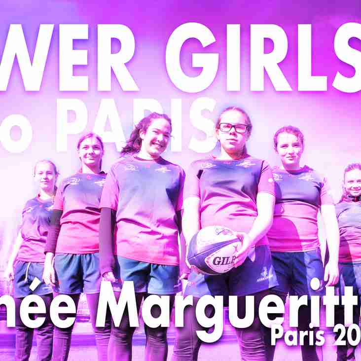 Power Girls in Paris