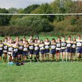 Under 16's beat Lewes 22 - 38