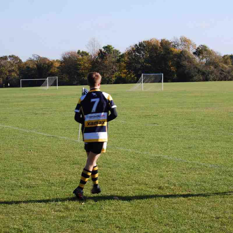 Under 14s - Eastbourne v Pulborough - November 2016