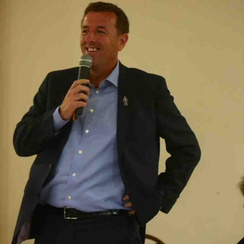 Sportsman's Evening with Matt Le Tissier
