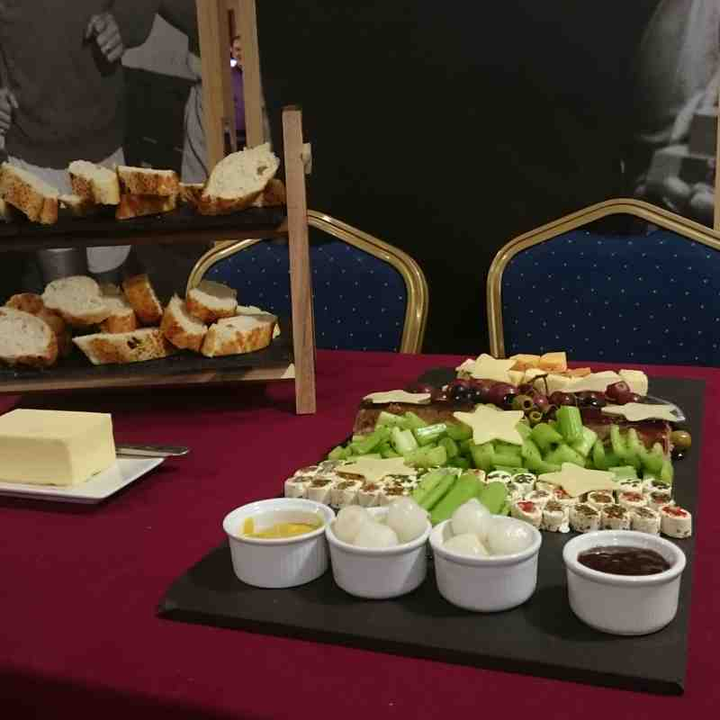 Matchday Hospitality & Sponsors - Chelmsford City vs Hungerford Town - Saturday 3rd December 2016