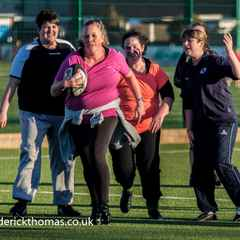 Rugby Women taster session