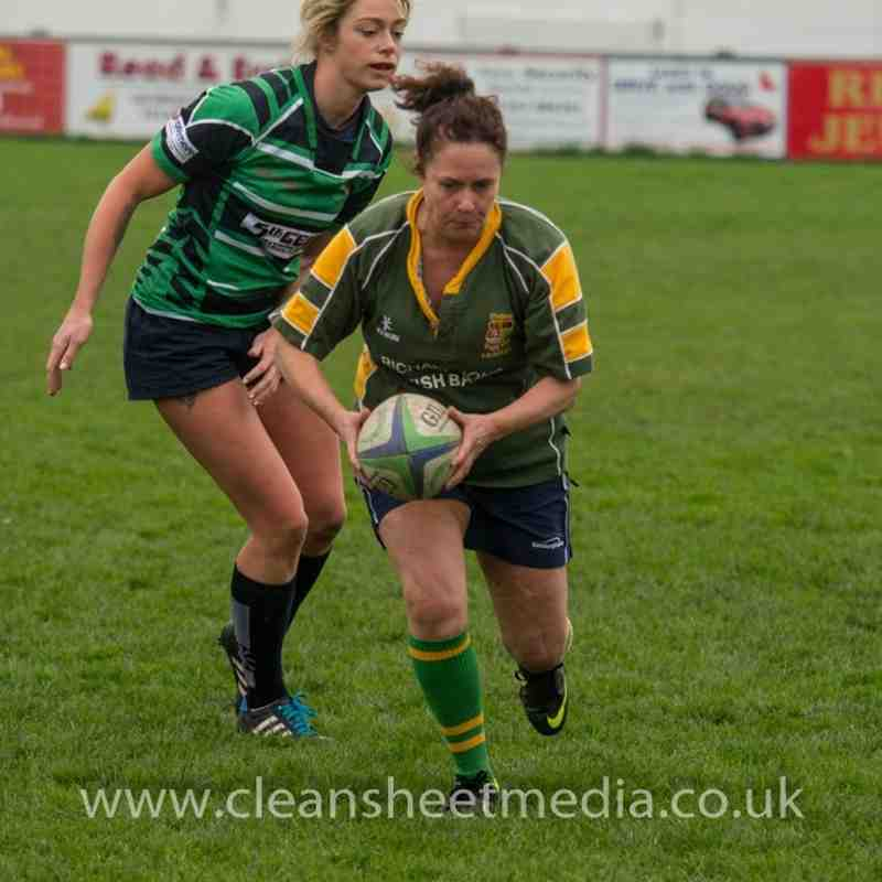 Ladies: Fleetwood v Preston Grasshoppers