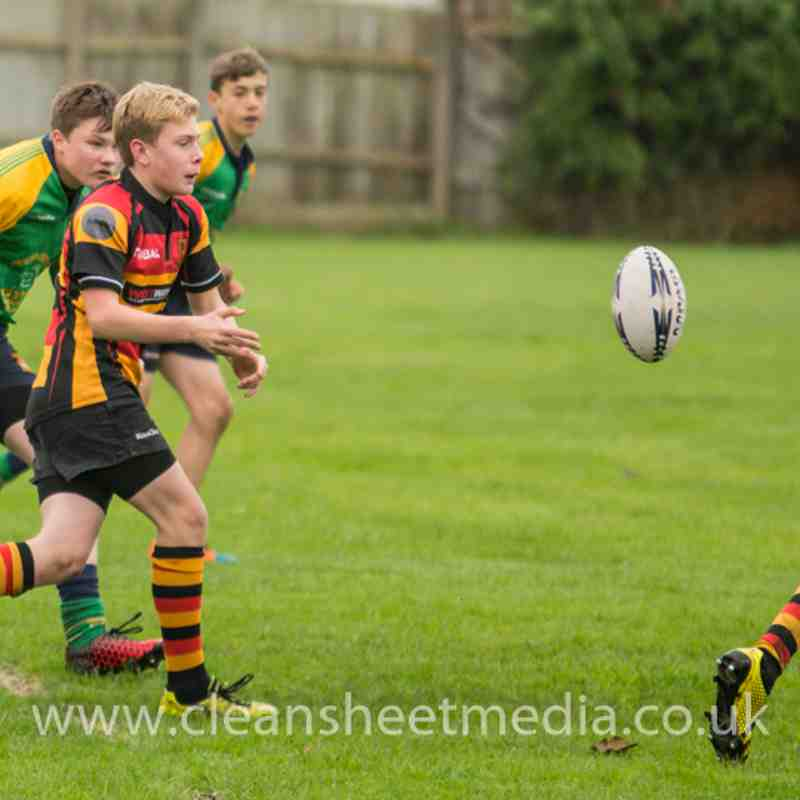 U14 vs Heaton Moor