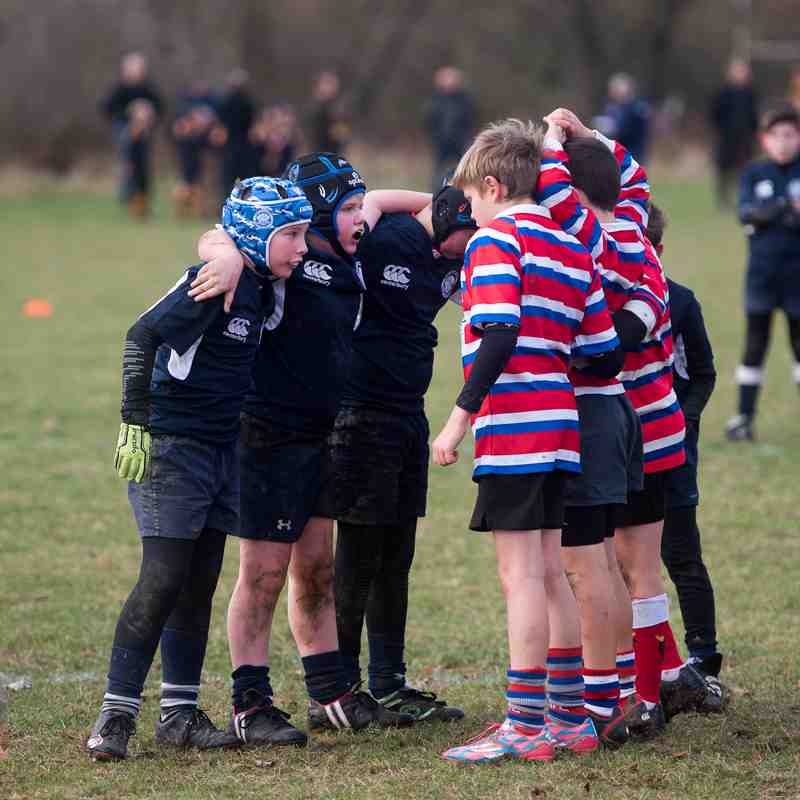 Under 10s at Tonbridge Judds Nov 2016