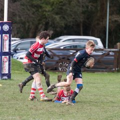 East Grinstead u12s v Crowborough March 2019